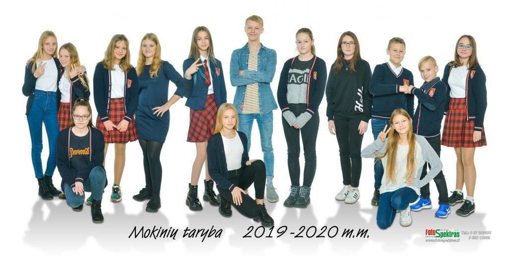 Mokinių taryba